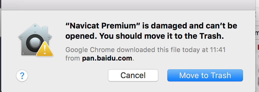 """Navicate Premium"" is demaged"